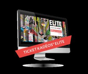 Ticket kadéos Elite